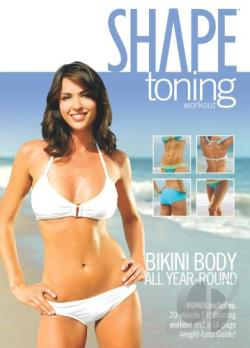 Shape - Bikini Body All Year-Round: Toning Workout DVD Cover Art
