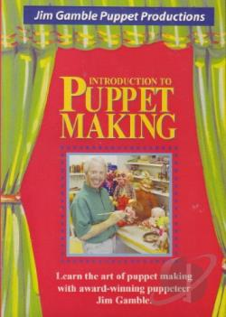 Introduction to Puppet Makin DVD Cover Art