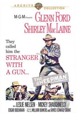 Sheepman DVD Cover Art