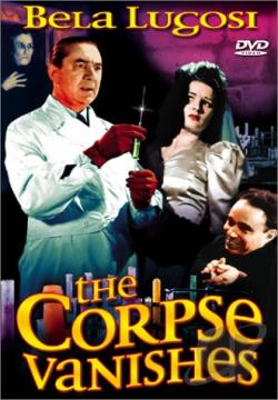 Corpse Vanishes DVD Cover Art