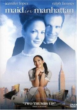 Maid in Manhattan DVD Cover Art