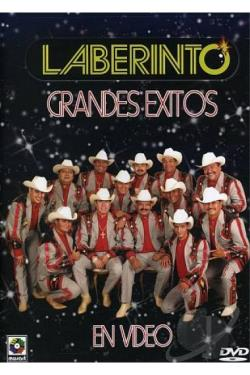 Grupo Laberinto: Grandes Exitos en Video DVD Cover Art