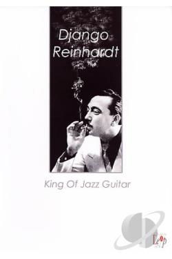 Django Reinhardt - King of Jazz Guitar DVD Cover Art