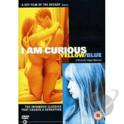 I Am Curious Yellow/Blue DVD Cover Art