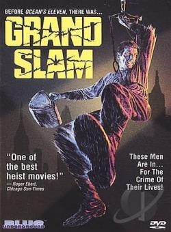 Grand Slam DVD Cover Art