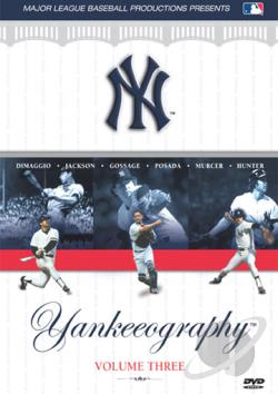 Yankeeography - Volume 3 DVD Cover Art