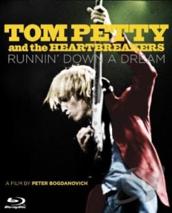 Tom Petty And The Heartbreakers: Runnin' Down A Dream DVD Cover Art