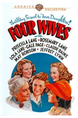 Four Wives DVD Cover Art