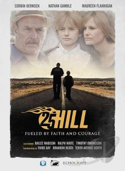 25 Hill DVD Cover Art