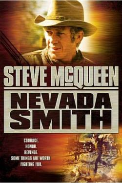 Nevada Smith DVD Cover Art