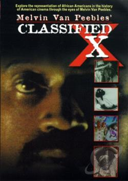 Classified X DVD Cover Art