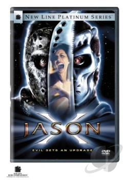 Jason X DVD Cover Art