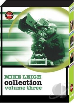 Mike Leigh Collection - Volume 3 DVD Cover Art