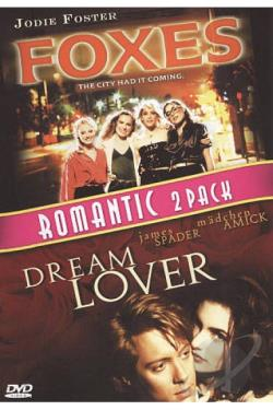 Foxes & Dream Lover DVD Cover Art