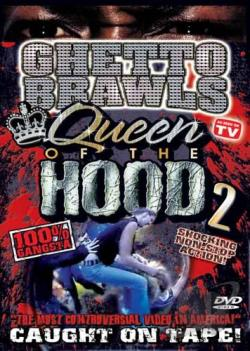 Ghetto Brawls - Queen Of The Hood 2 DVD Cover Art