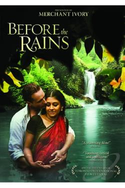 Before the Rains DVD Cover Art