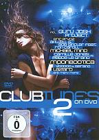 Club Tunes 2 DVD Cover Art