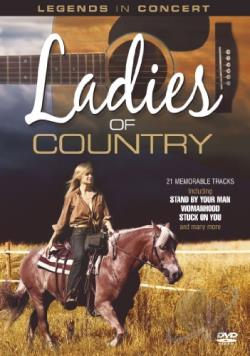 Queens Of Country DVD Cover Art