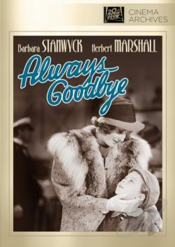Always Goodbye DVD Cover Art