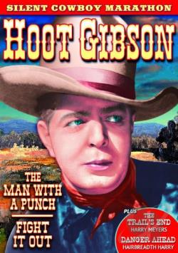 Man With The Punch / Fight It Out / Trails End DVD Cover Art