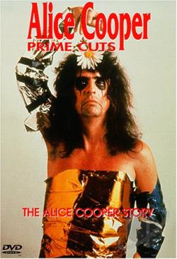 Alice Cooper - Prime Cuts DVD Cover Art