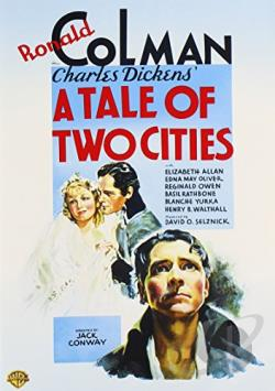 Tale of Two Cities DVD Cover Art