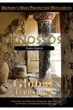 Global Treasures Knossos Kreta, Greece DVD Cover Art