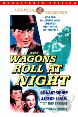 Wagons Roll at Night DVD Cover Art