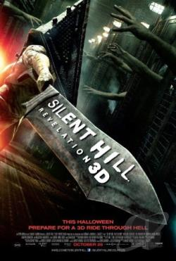 Silent Hill: Revelation DVD Cover Art