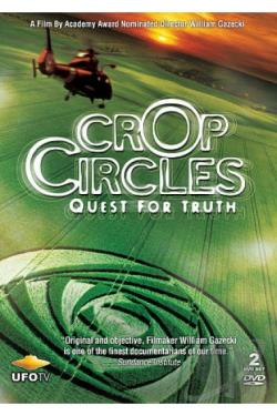 Crop Circles: Quest for Truth DVD Cover Art