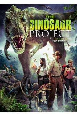 Dinosaur Project DVD Cover Art