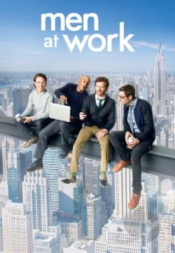 Men at Work - The Complete First Season DVD Cover Art