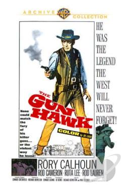 Gun Hawk DVD Cover Art