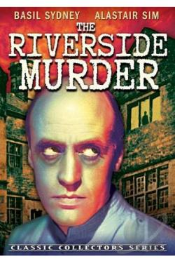 Riverside Murder DVD Cover Art