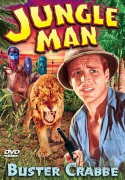 Jungle Man DVD Cover Art
