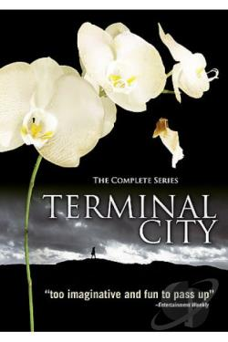 Terminal City - The Complete Series DVD Cover Art
