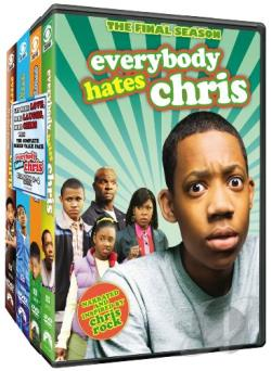 Everybody Hates Chris - The Complete Series DVD Cover Art