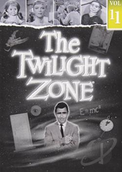 Twilight Zone - Vol. 11 DVD Cover Art