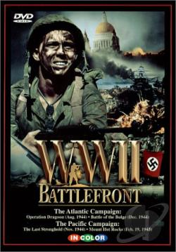 WWII: Battlefront - Vol. 5 DVD Cover Art