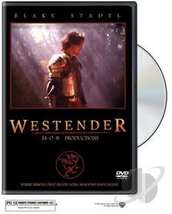 Westender DVD Cover Art