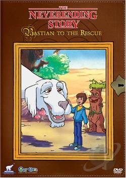 Neverending Story - Bastian To The Rescue DVD Cover Art