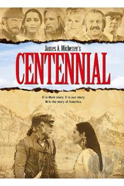 Centennial - The Complete Series DVD Cover Art