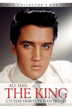 Elvis Presley: All Hail the King - A 75 Year Tribute DVD Cover Art