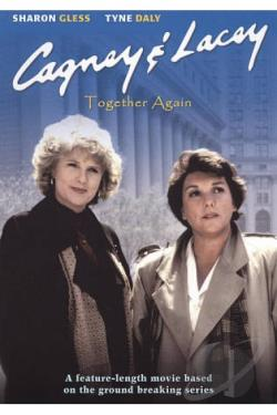 Cagney and Lacey: Together Again DVD Cover Art