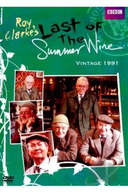 Last of the Summer Wine: Vintage 1991 DVD Cover Art