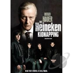 Heineken Kidnapping DVD Cover Art