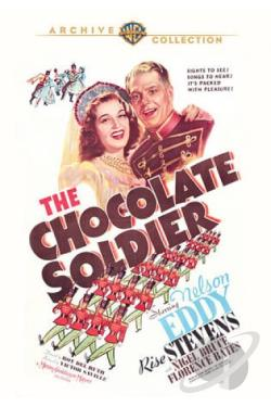Chocolate Soldier DVD Cover Art