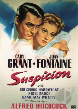 Suspicion DVD Cover Art