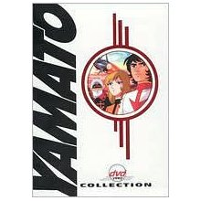 Yamato Collection DVD Cover Art