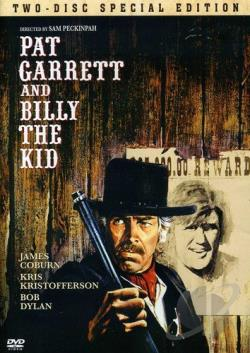 Pat Garrett and Billy the Kid DVD Cover Art